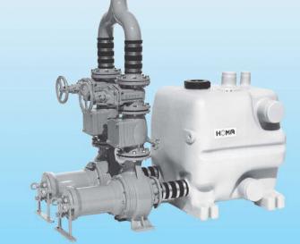 HOMA Sanimaster PE-VA S-TP70M13/4D Abwasser-Hebeanlage