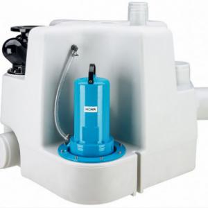 HOMA Sanistar Plus 330D Abwasser-Doppelhebeanlage