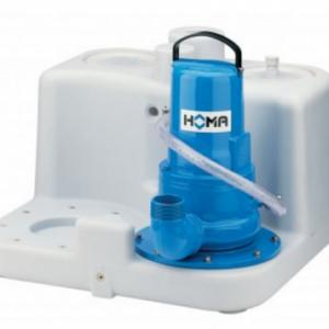 HOMA Saniboy G 180-16D Abwasser-Hebeanlage