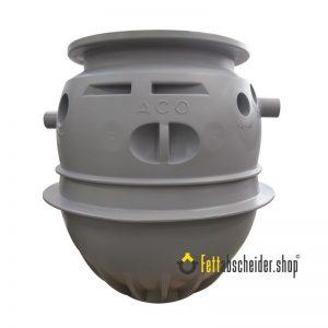 Fettabscheider ACO Lipumax P-B NS 5,5 - Erdeinbau