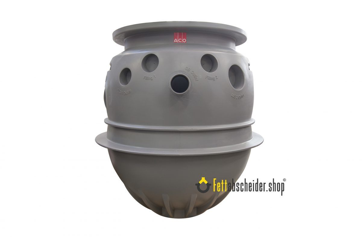 Fettabscheider ACO Lipumax P-B - Erdeinbau