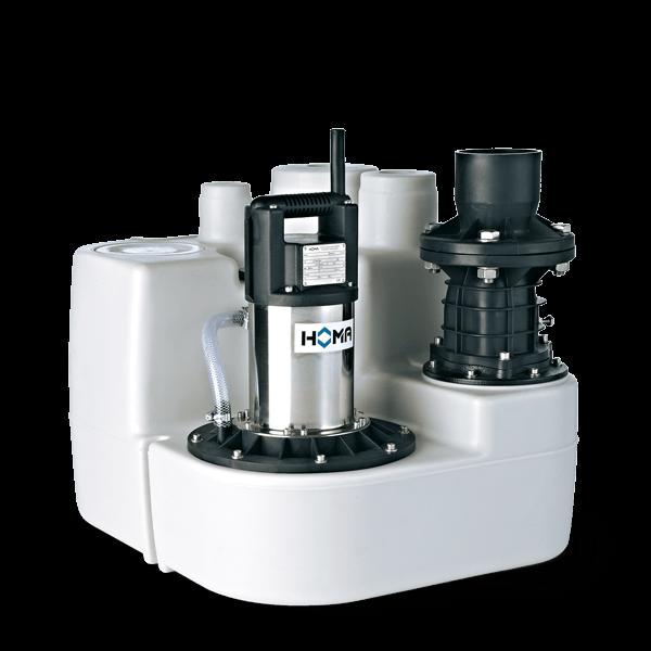 HOMA Sanistar C 106 W - Produktbild